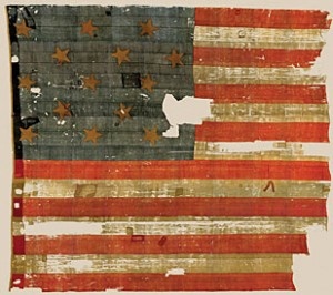 Smithsonian Institute US Flag
