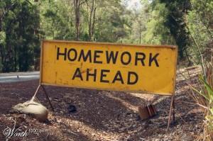 Good Homework Policy - Teach it so