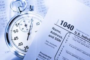 Tax time 2013