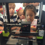 The latest technologies (3D printer) are amazing to Delawareans of all ages