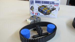 Tank Build