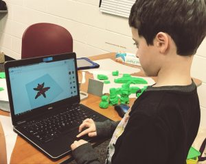 TinkerCad, Maker Monday Garfield Park